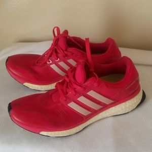 Adidas hot pink energy boost